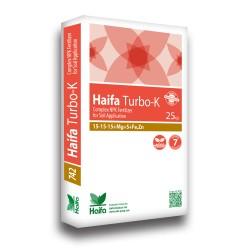 Haifa Turbo-K 15-15-15+2mgo+Me 25kg